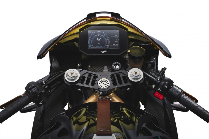 2020 MV Agusta Superveloce 800, RM93,272 in Europe Image #1157210