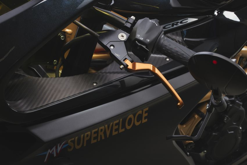 2020 MV Agusta Superveloce 800, RM93,272 in Europe Image #1157228