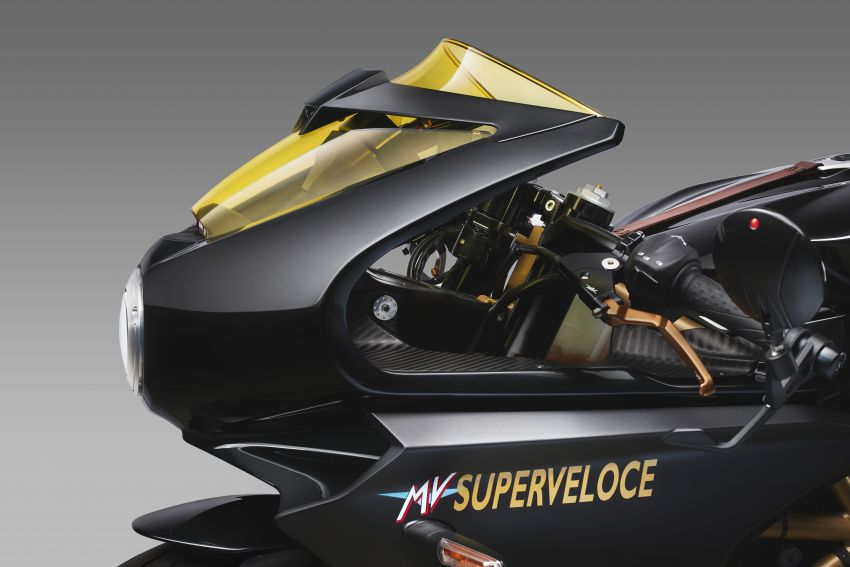2020 MV Agusta Superveloce 800, RM93,272 in Europe Image #1157231