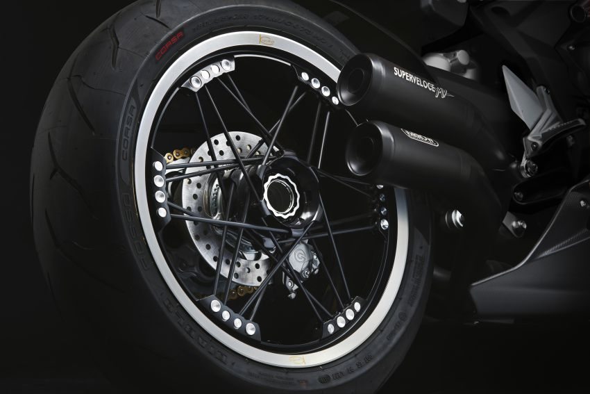 2020 MV Agusta Superveloce 800, RM93,272 in Europe Image #1157234