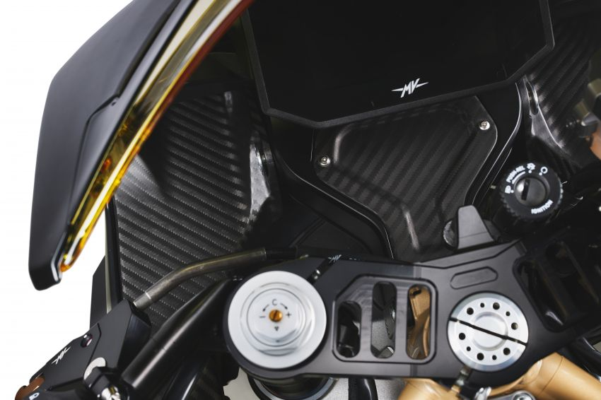 2020 MV Agusta Superveloce 800, RM93,272 in Europe Image #1157212