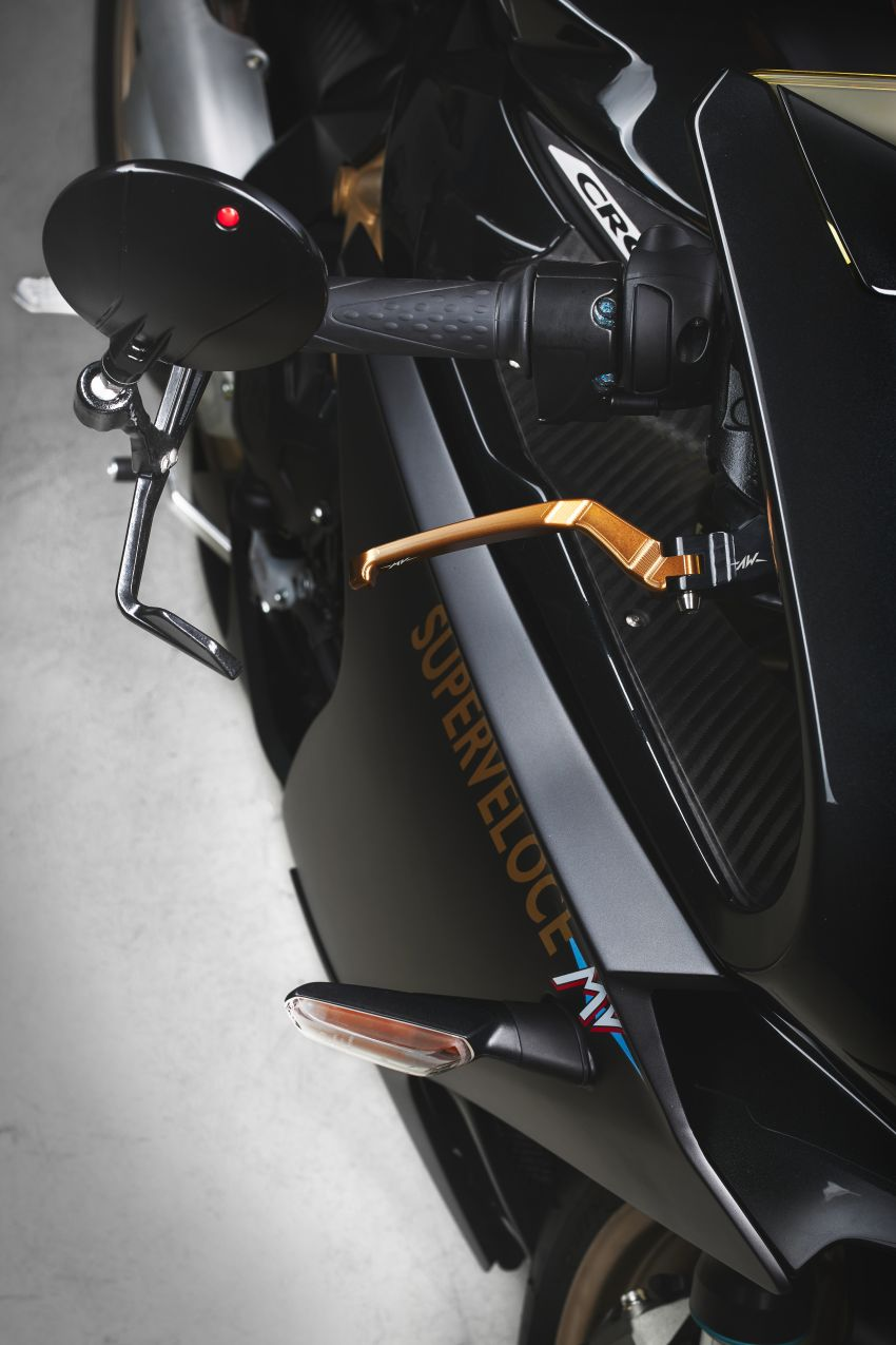 2020 MV Agusta Superveloce 800, RM93,272 in Europe Image #1157219