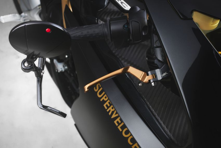 2020 MV Agusta Superveloce 800, RM93,272 in Europe Image #1157222