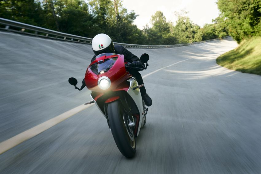 2020 MV Agusta Superveloce 800, RM93,272 in Europe Image #1157209
