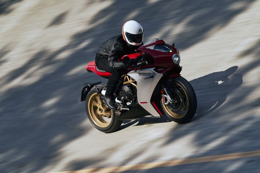 2020 MV Agusta Superveloce 800, RM93,272 in Europe Image #1157196
