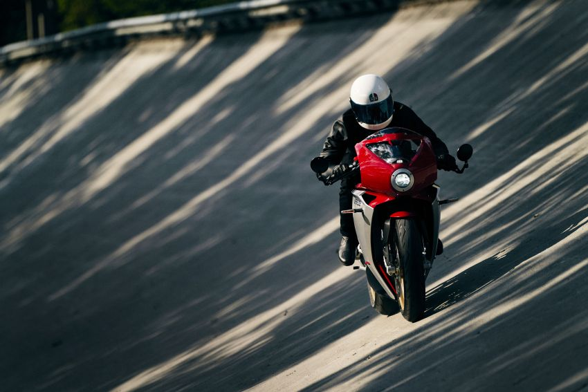 2020 MV Agusta Superveloce 800, RM93,272 in Europe Image #1157200