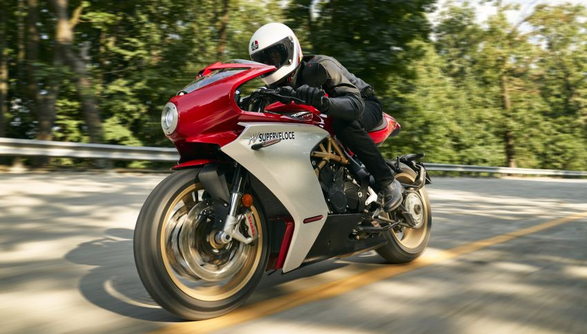 2020 MV Agusta Superveloce 800, RM93,272 in Europe Image #1157203