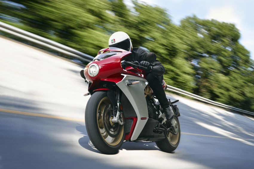 2020 MV Agusta Superveloce 800, RM93,272 in Europe Image #1157205