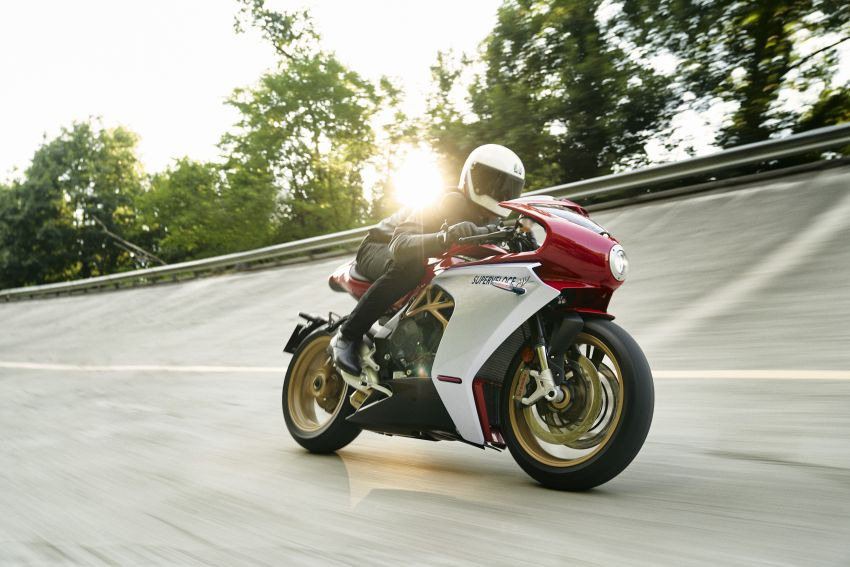 2020 MV Agusta Superveloce 800, RM93,272 in Europe Image #1157207
