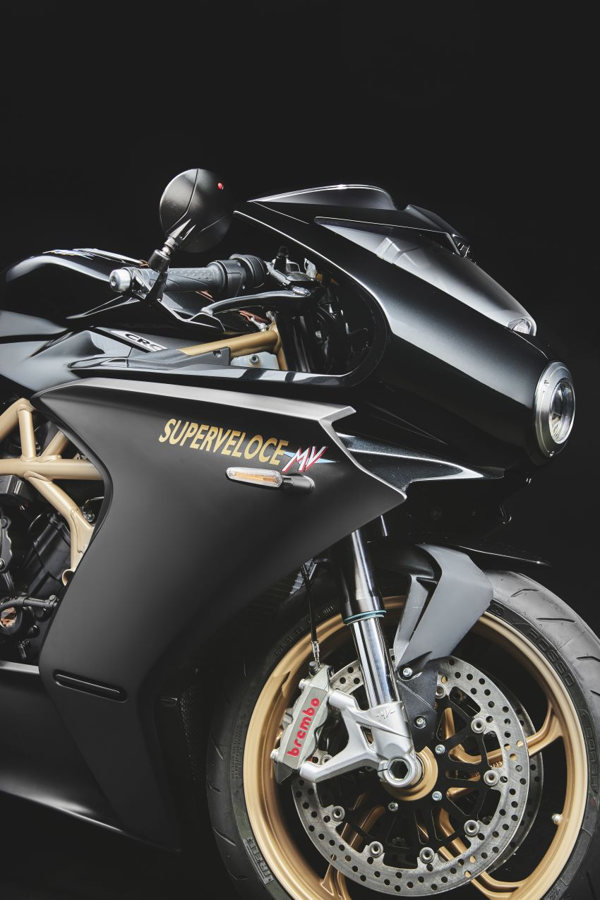 2020 MV Agusta Superveloce 800, RM93,272 in Europe Image #1157176