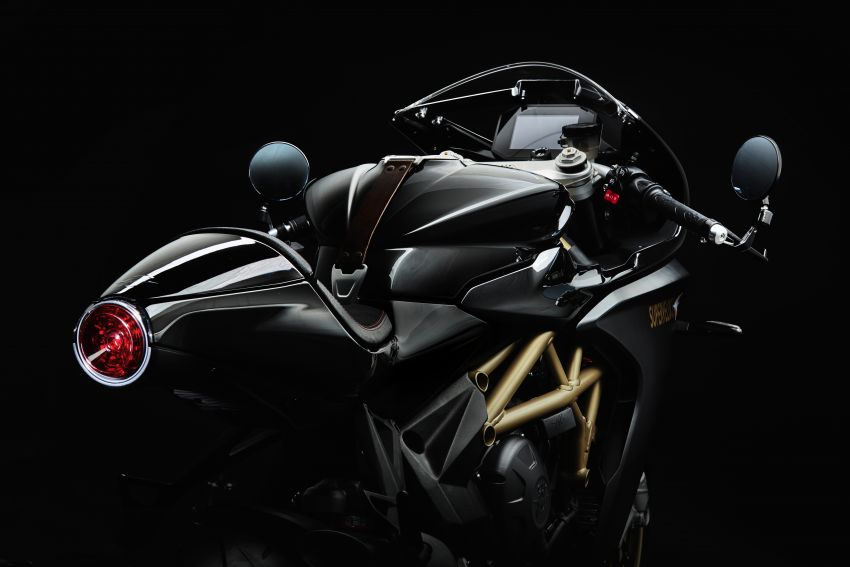 2020 MV Agusta Superveloce 800, RM93,272 in Europe Image #1157178