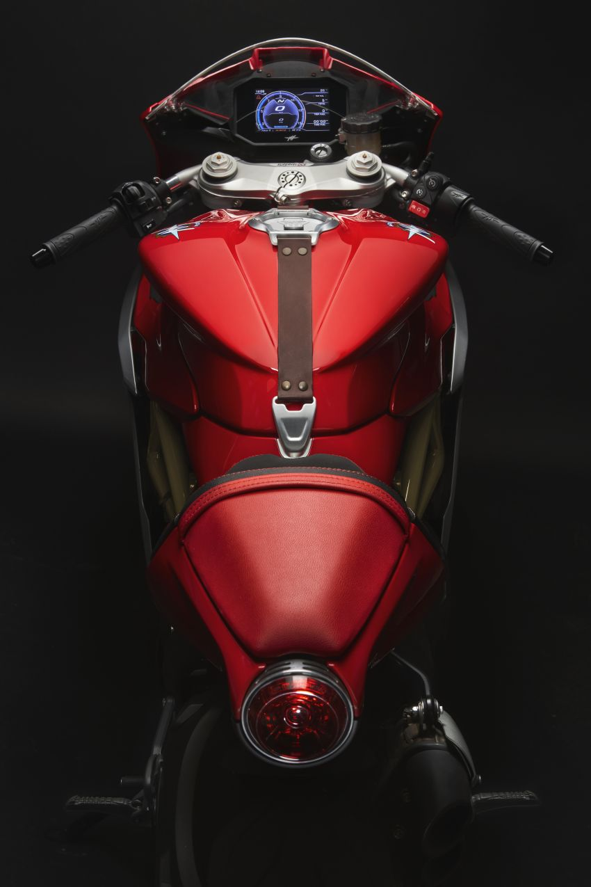 2020 MV Agusta Superveloce 800, RM93,272 in Europe Image #1157182