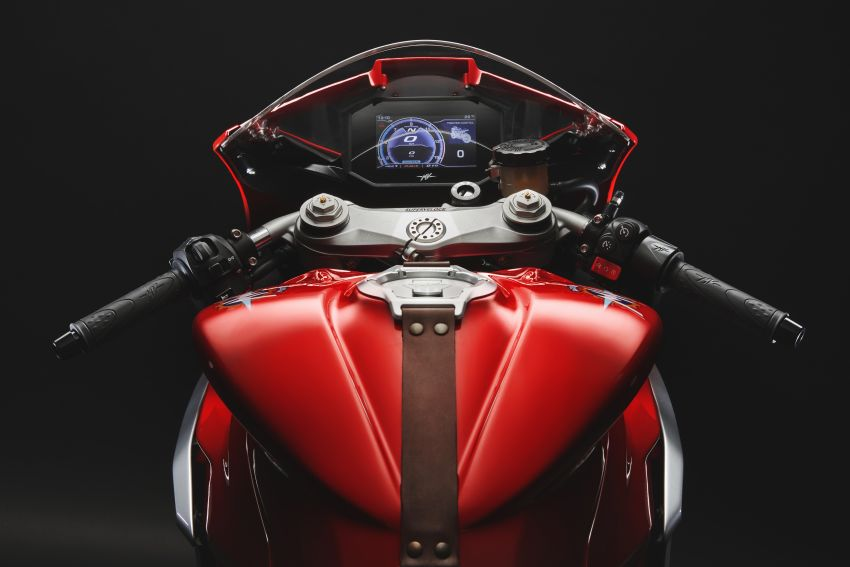 2020 MV Agusta Superveloce 800, RM93,272 in Europe Image #1157184