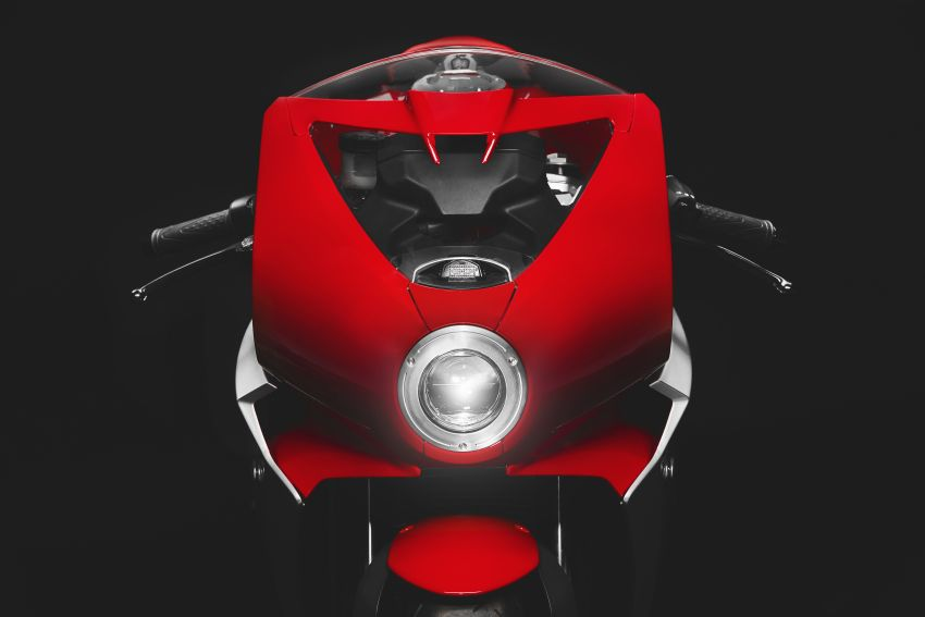 2020 MV Agusta Superveloce 800, RM93,272 in Europe Image #1157185