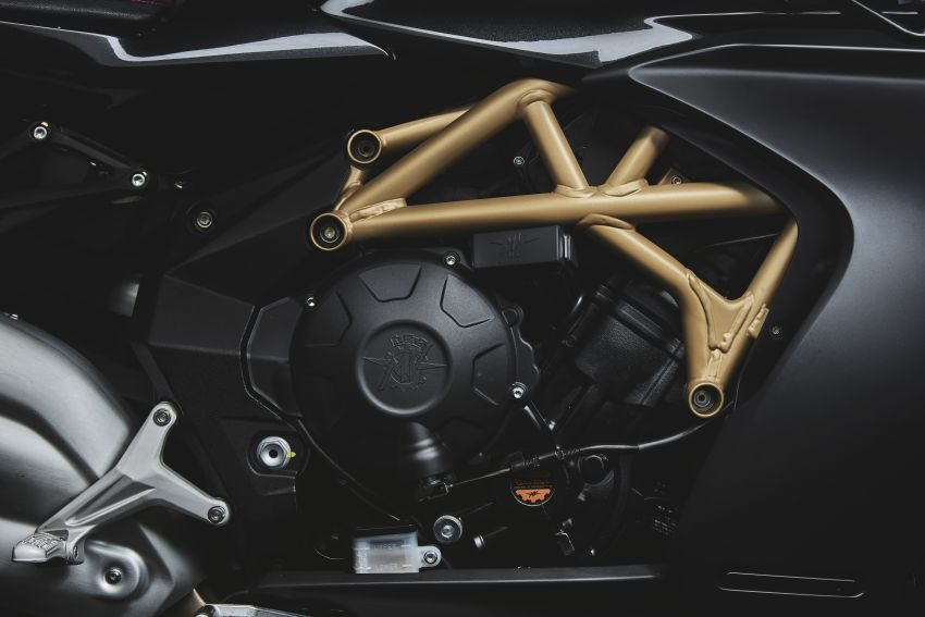 2020 MV Agusta Superveloce 800, RM93,272 in Europe Image #1157174