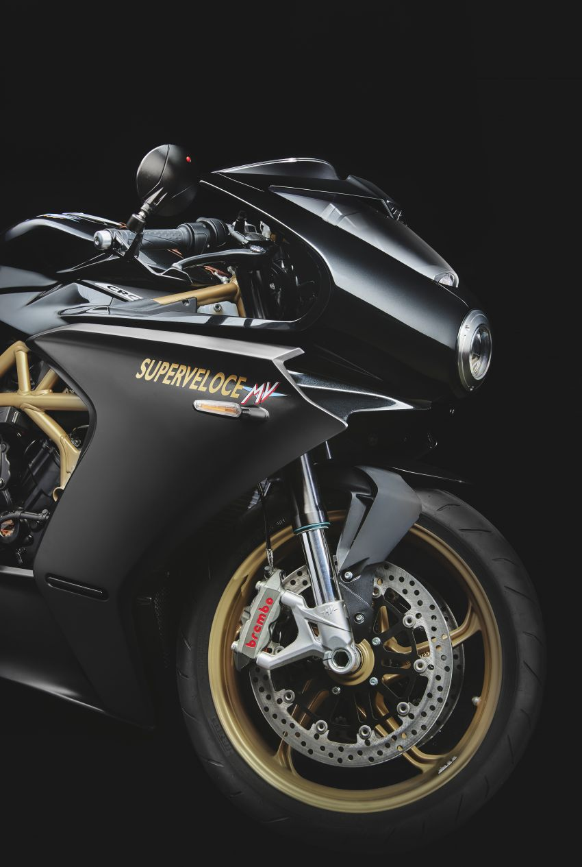2020 MV Agusta Superveloce 800, RM93,272 in Europe Image #1157175