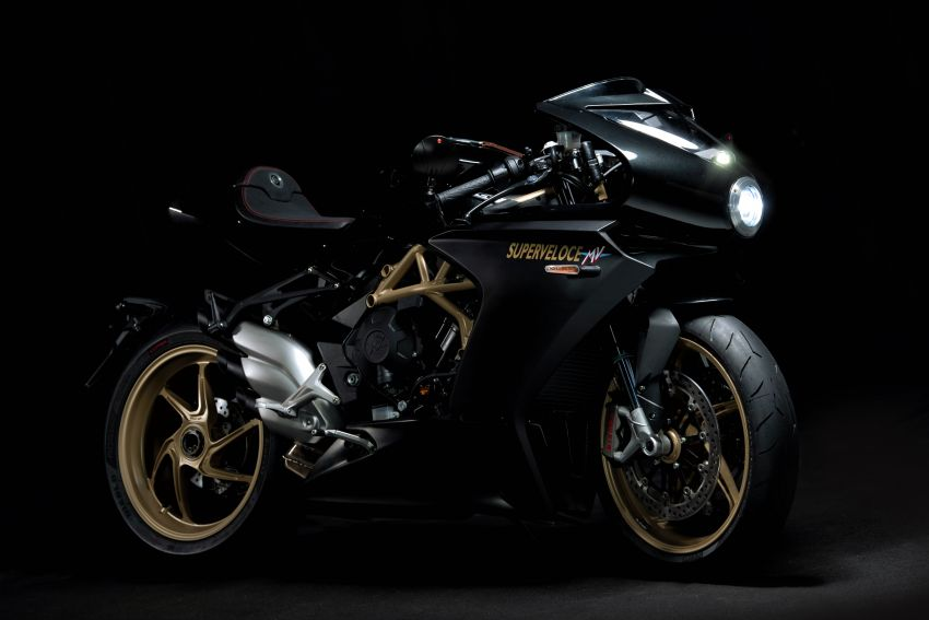 2020 MV Agusta Superveloce 800, RM93,272 in Europe Image #1157147