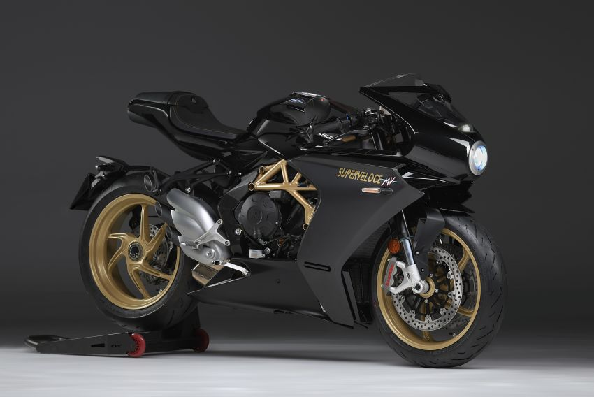 2020 MV Agusta Superveloce 800, RM93,272 in Europe Image #1157157