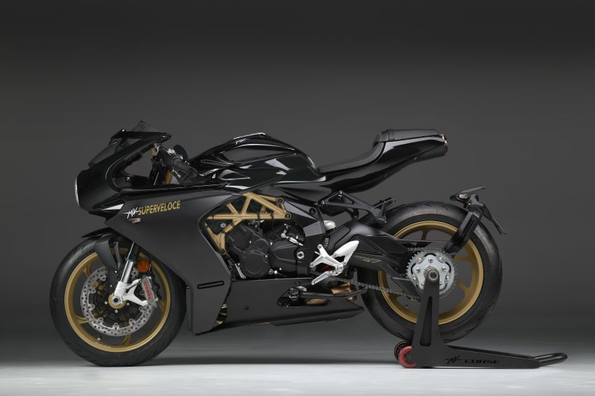 2020 MV Agusta Superveloce 800, RM93,272 in Europe Image #1157152