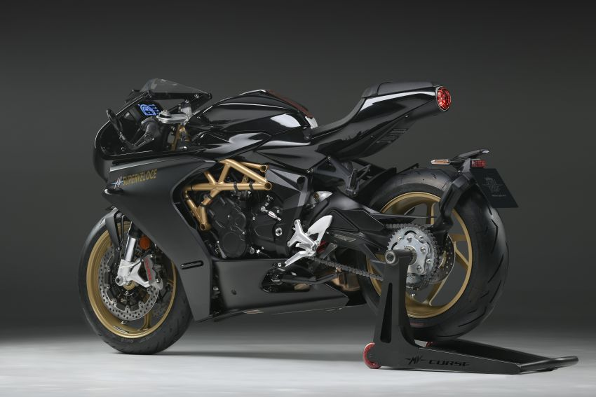 2020 MV Agusta Superveloce 800, RM93,272 in Europe Image #1157153
