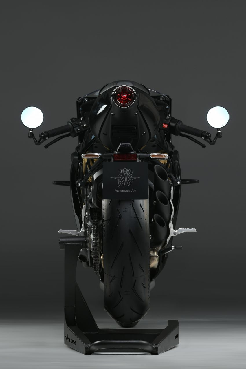 2020 MV Agusta Superveloce 800, RM93,272 in Europe Image #1157154
