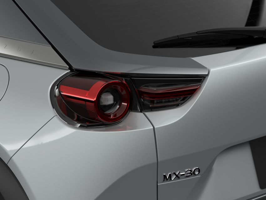 Mazda MX-30 mild-hybrid variant to go on sale in Japan, leasing for pure EV version later this year Image #1158698