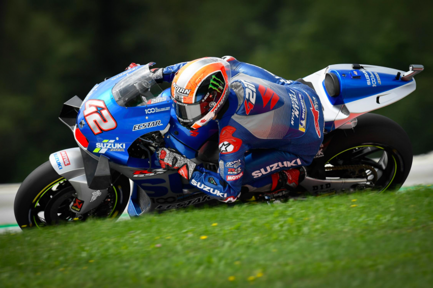 2020 MotoGP: Crash marred weekend in Austria Image #1161618