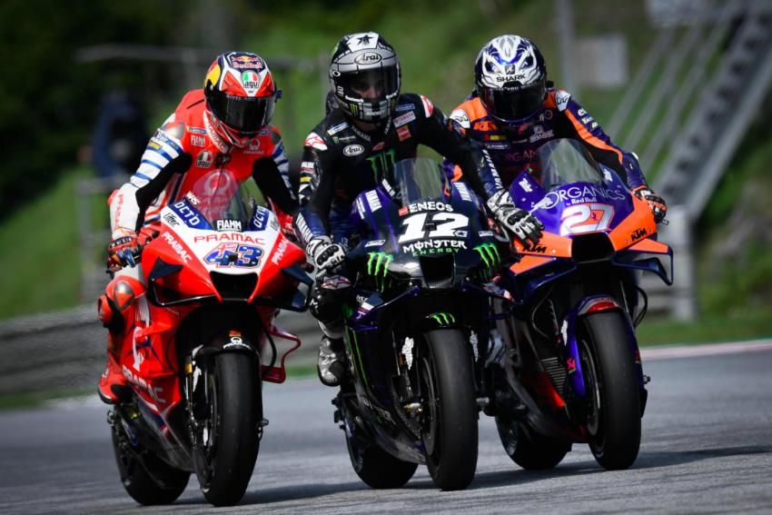 2020 MotoGP: Crash marred weekend in Austria Image #1161621
