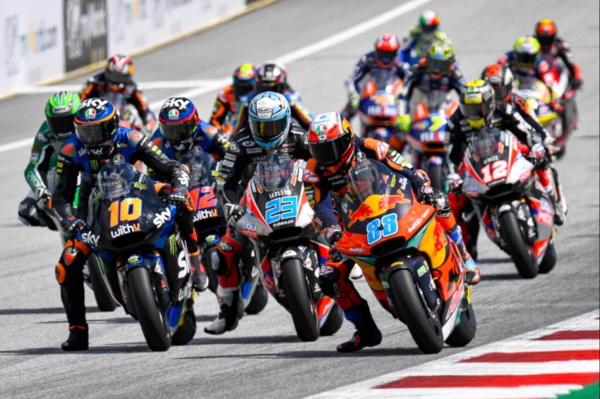 2020 MotoGP: Crash marred weekend in Austria Image #1161610