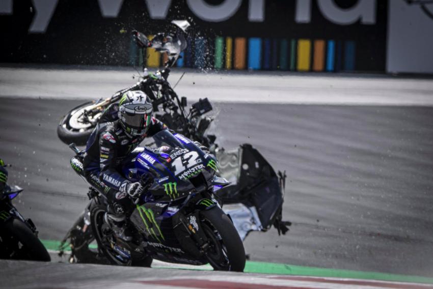 2020 MotoGP: Crash marred weekend in Austria Image #1161613