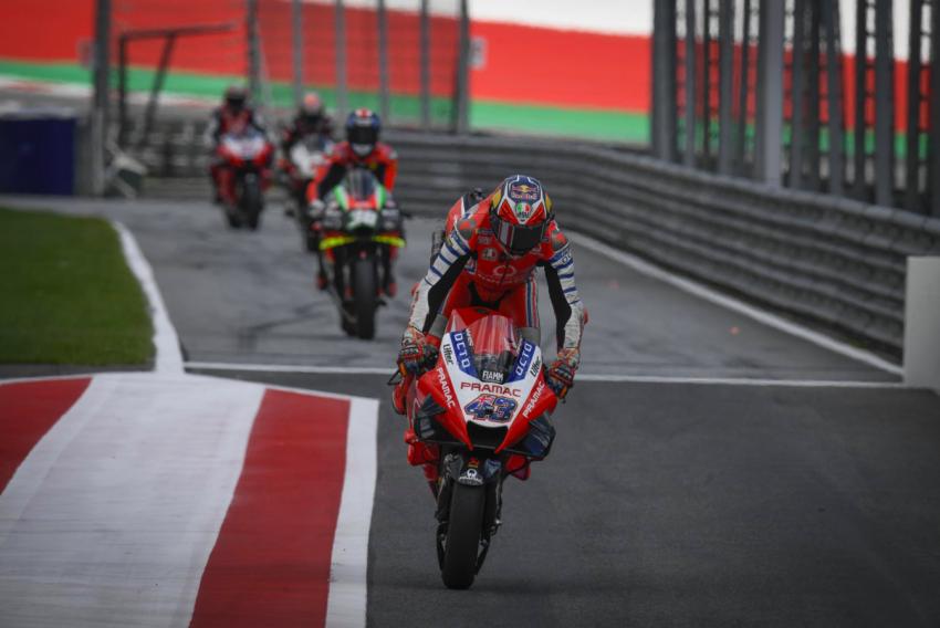 2020 MotoGP: Crash marred weekend in Austria Image #1161614