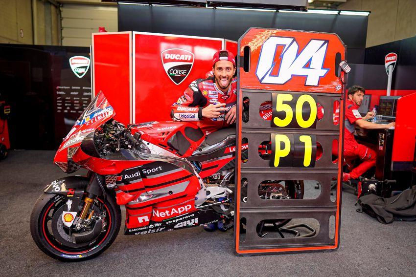 2020 MotoGP: Crash marred weekend in Austria Image #1161644