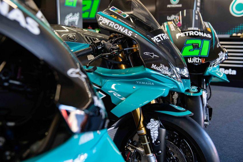 2020 Petronas Yamaha SRT YZF-R1 MotoGP Replica Image #1164480