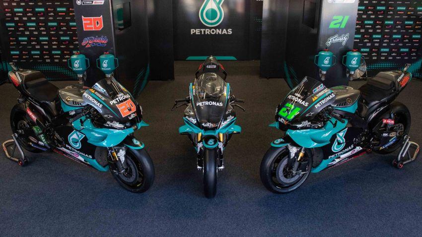2020 Petronas Yamaha SRT YZF-R1 MotoGP Replica Image #1164481