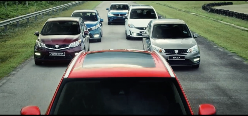 2020 Proton X50 officially teased in Merdeka video! Image #1169085