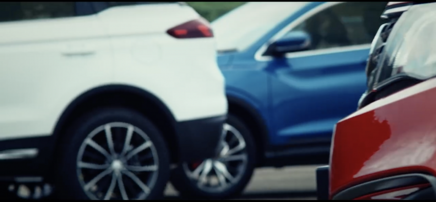 2020 Proton X50 officially teased in Merdeka video! Image #1169087