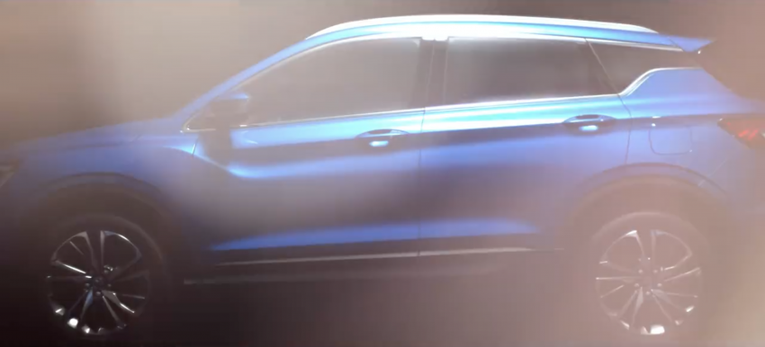 2020 Proton X50 officially teased in Merdeka video! Image #1169078