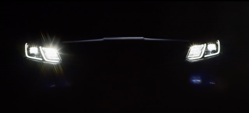 2020 Proton X50 officially teased in Merdeka video! Image #1169081
