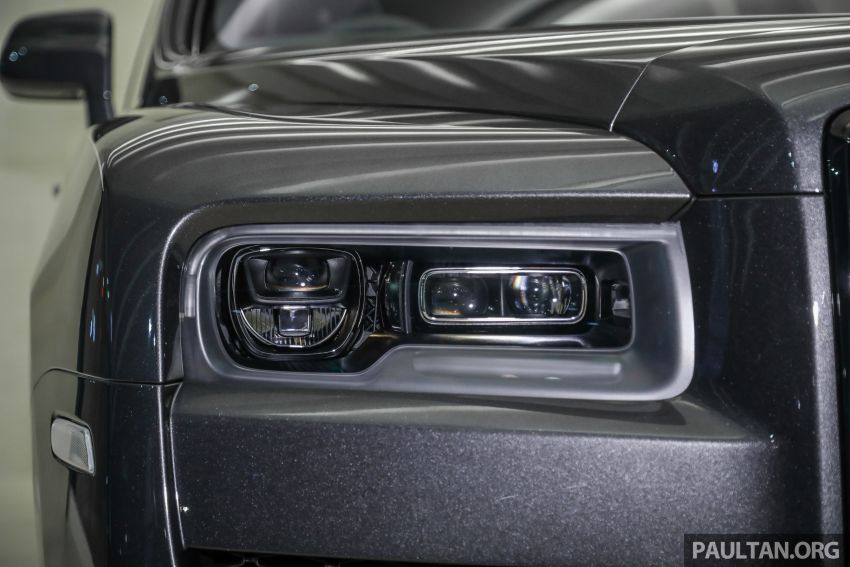 GALLERY: Rolls-Royce Cullinan Black Badge close-up Image #1157651