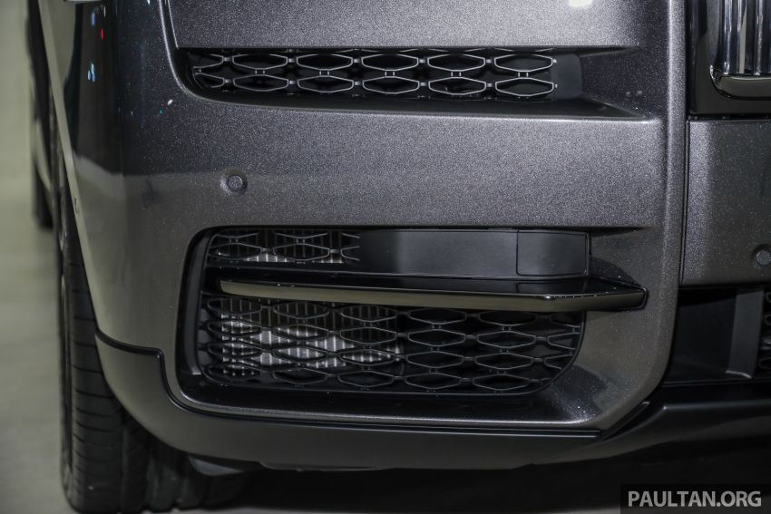GALLERY: Rolls-Royce Cullinan Black Badge close-up Image #1157652