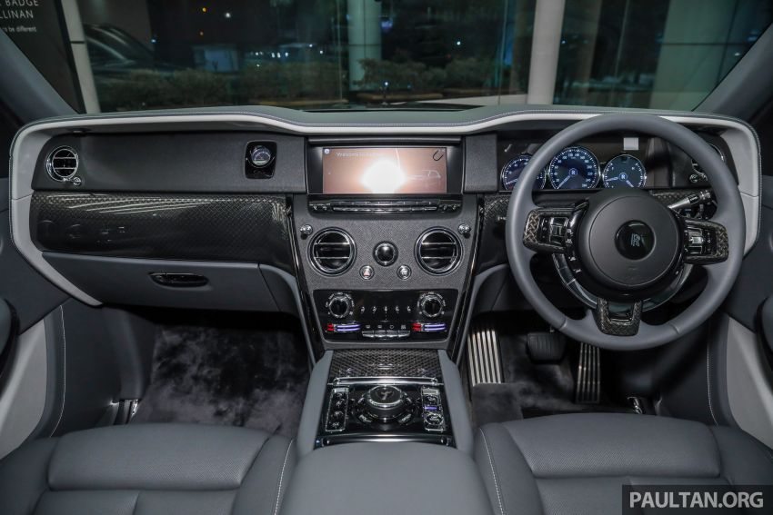 GALLERY: Rolls-Royce Cullinan Black Badge close-up Image #1157673