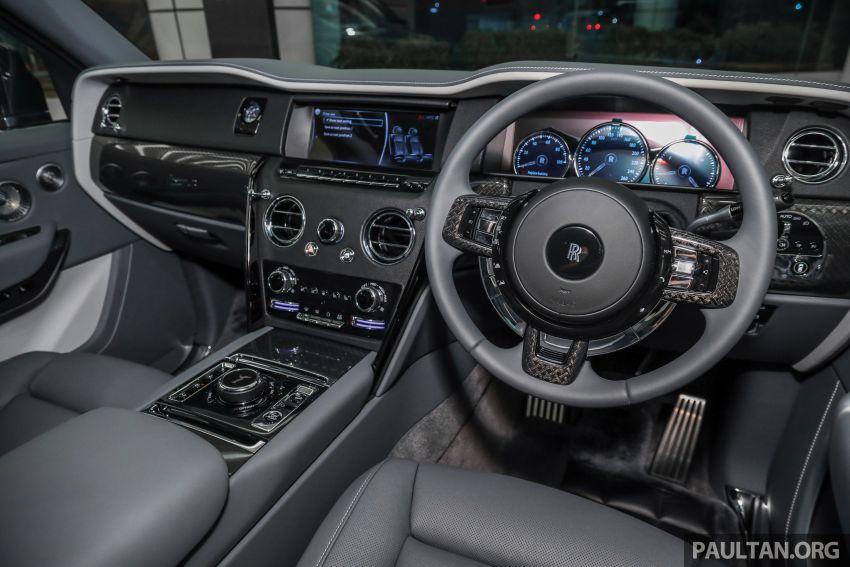 GALLERY: Rolls-Royce Cullinan Black Badge close-up Image #1157689