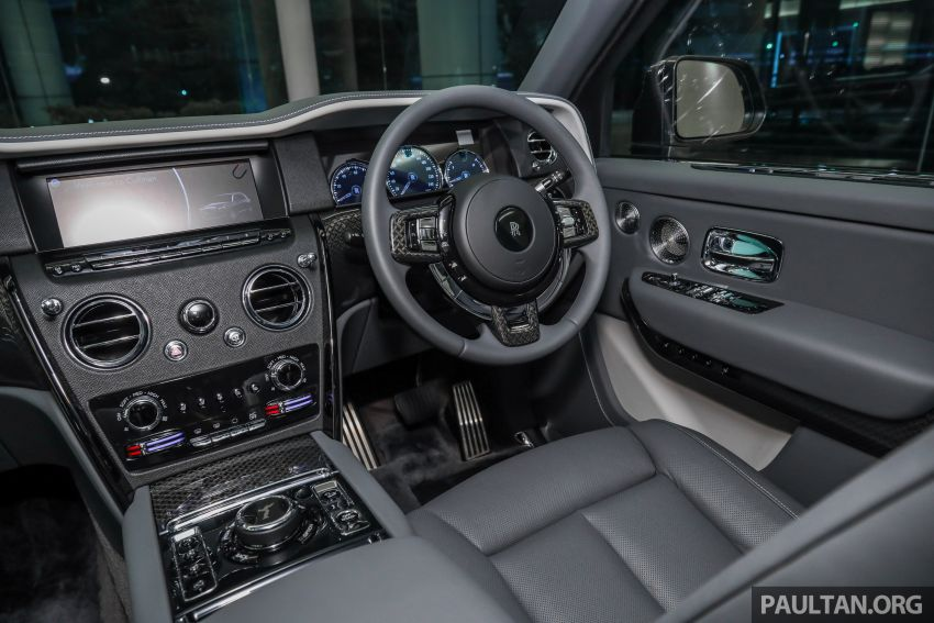 GALLERY: Rolls-Royce Cullinan Black Badge close-up Image #1157690