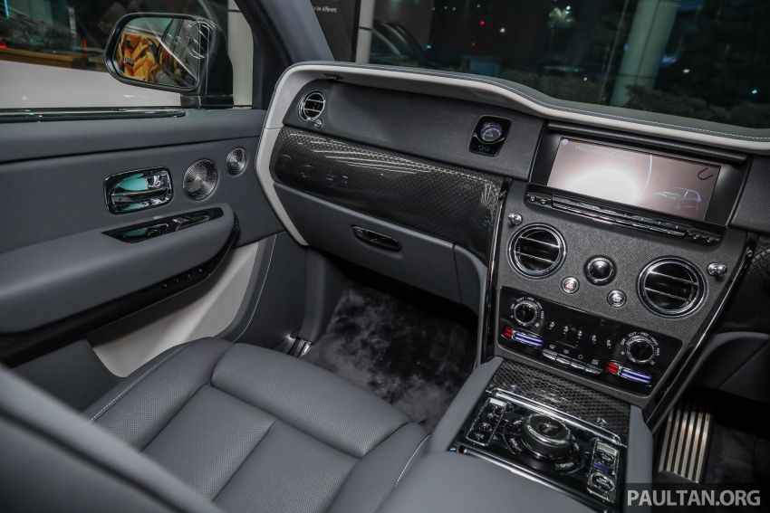 GALLERY: Rolls-Royce Cullinan Black Badge close-up Image #1157691