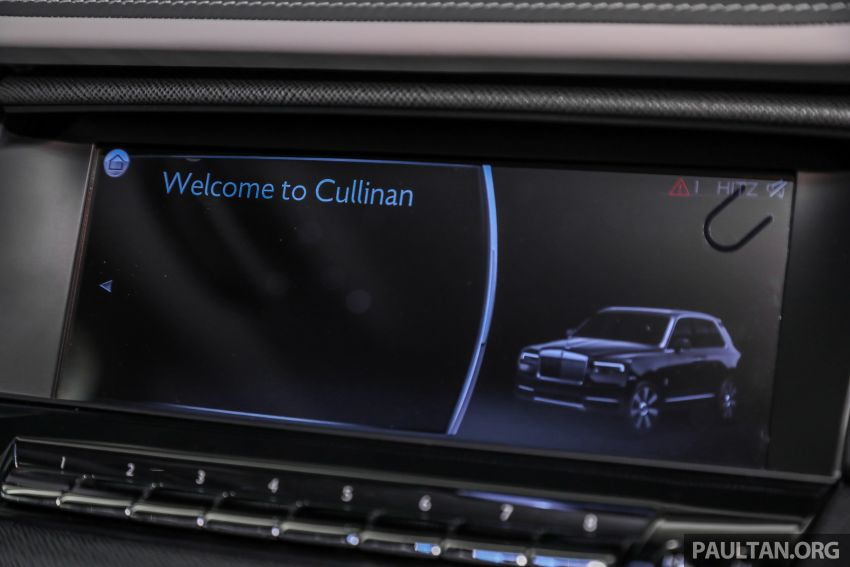GALLERY: Rolls-Royce Cullinan Black Badge close-up Image #1157678