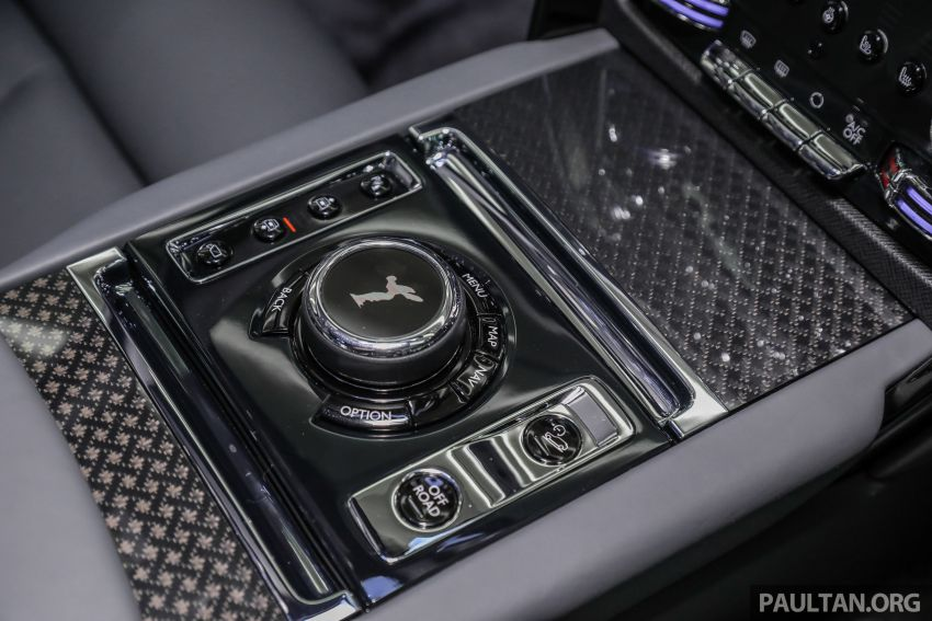 GALLERY: Rolls-Royce Cullinan Black Badge close-up Image #1157680