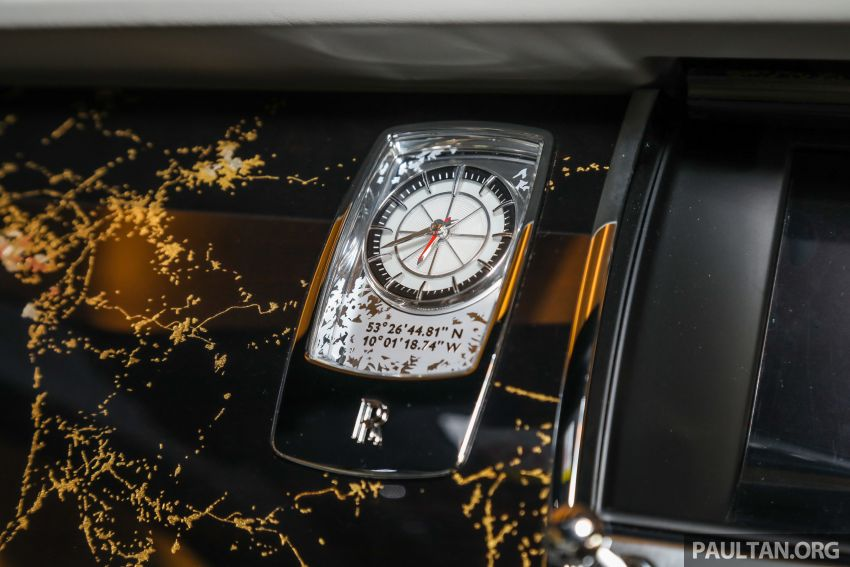 Rolls-Royce Wraith Eagle VIII – LE marks first non-stop transatlantic flight, 1 of 50 sold for RM3.3m in Malaysia Image #1159815