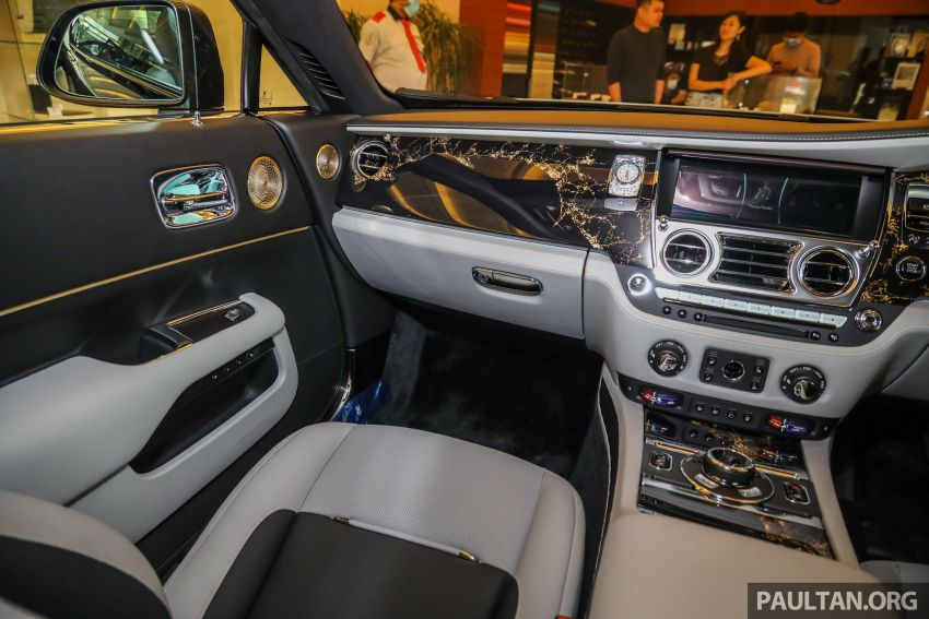 Rolls-Royce Wraith Eagle VIII – LE marks first non-stop transatlantic flight, 1 of 50 sold for RM3.3m in Malaysia Image #1159820
