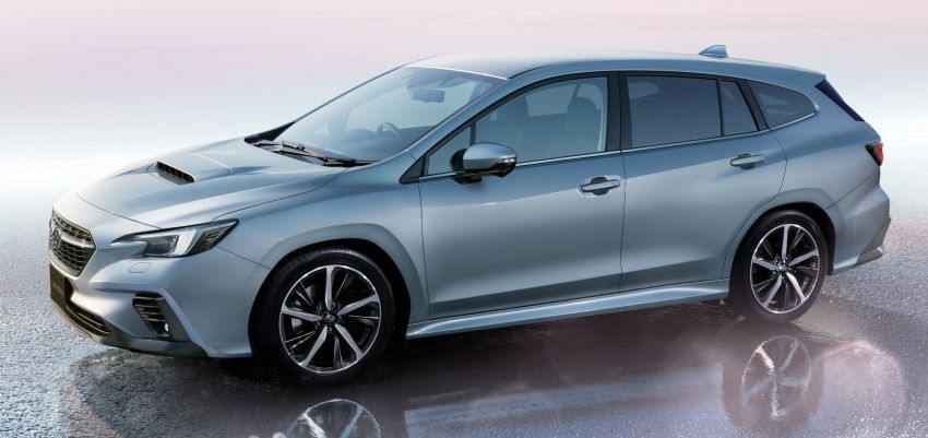 2020 Subaru Levorg officially debuts in Japan – SGP platform; new 1.8L turbo boxer engine and EyeSight X Image #1163823