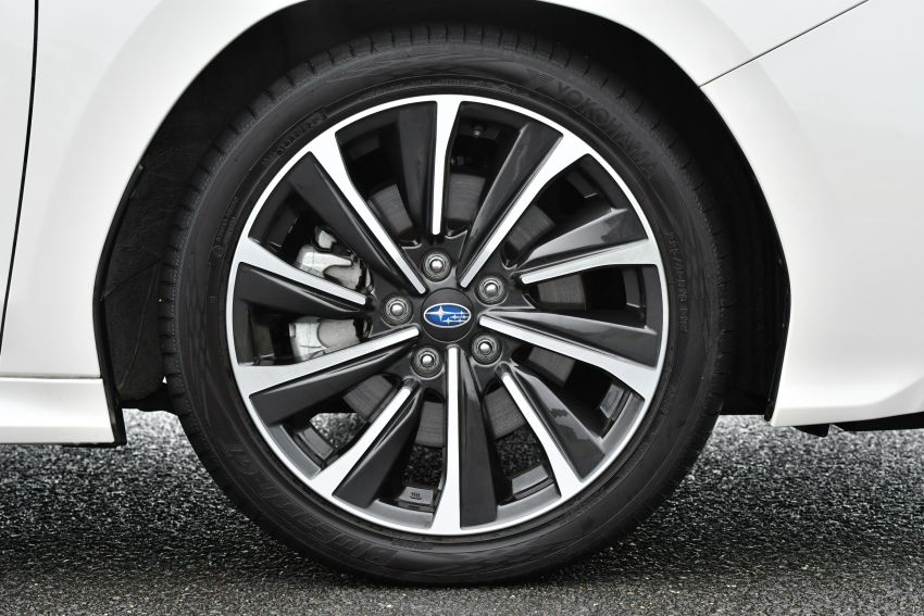 2020 Subaru Levorg officially debuts in Japan – SGP platform; new 1.8L turbo boxer engine and EyeSight X Image #1163956